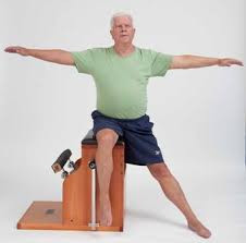 Pilates na Terceira Idade - Equilíbrio