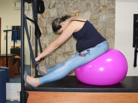 Pilates na Gestação, uma ótima opção para mamãe e para o bebê!