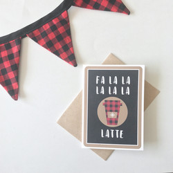 """""""Fa La La La La La Latte"""""""