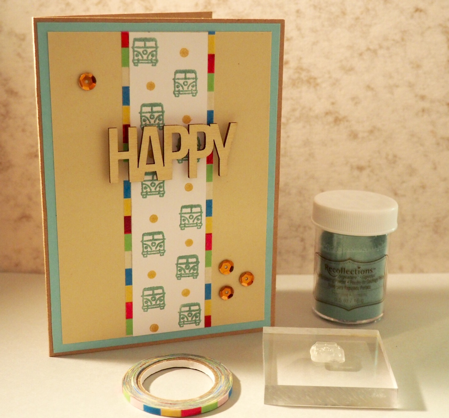 All occasion card - Happy