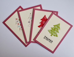 Holiday cards - Thanks So Much