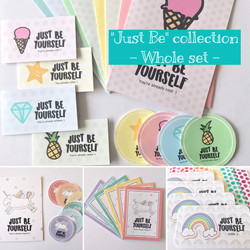 Just Be collection - Whole set