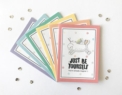 Just Be collection - Unicorn