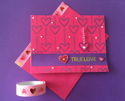 Multi-occasion card - Valentine's Day or Love