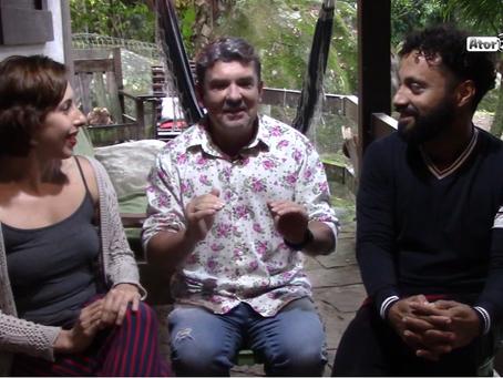 Vida de Artista entrevista Adorável Companhia
