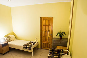 3 - х местные комнаты комфорты и просторны
