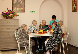 частный пансионат для пожилых екатеринбург