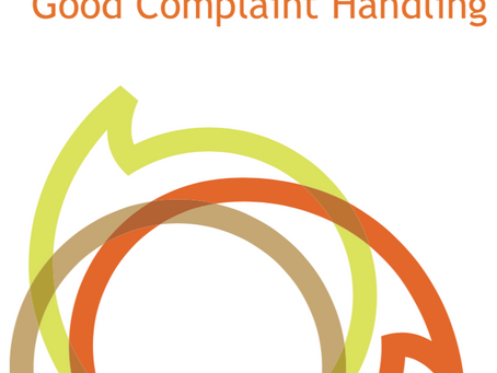 PHSO Principles of Good Complaint Handling - IGNORED BY THE PHSO