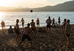 Volleyball on the beach (1 of 1).jpg
