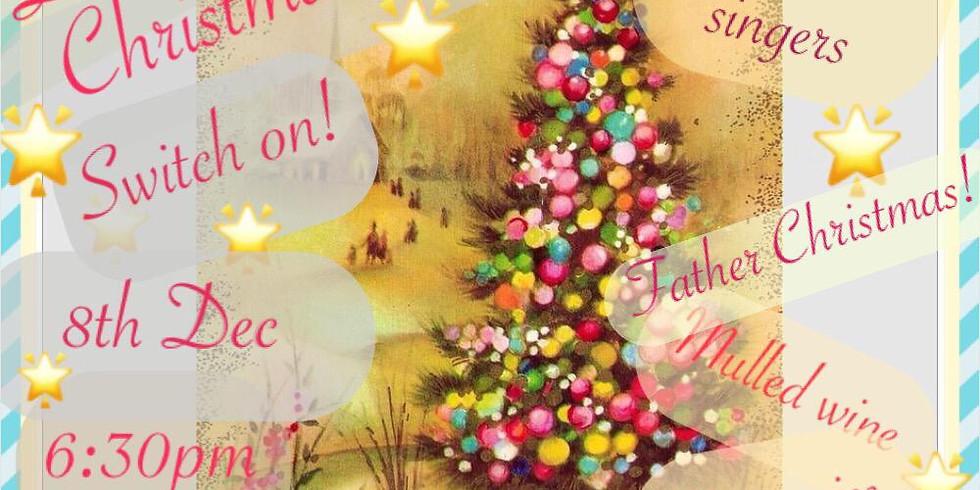 Delabole Christmas Lights