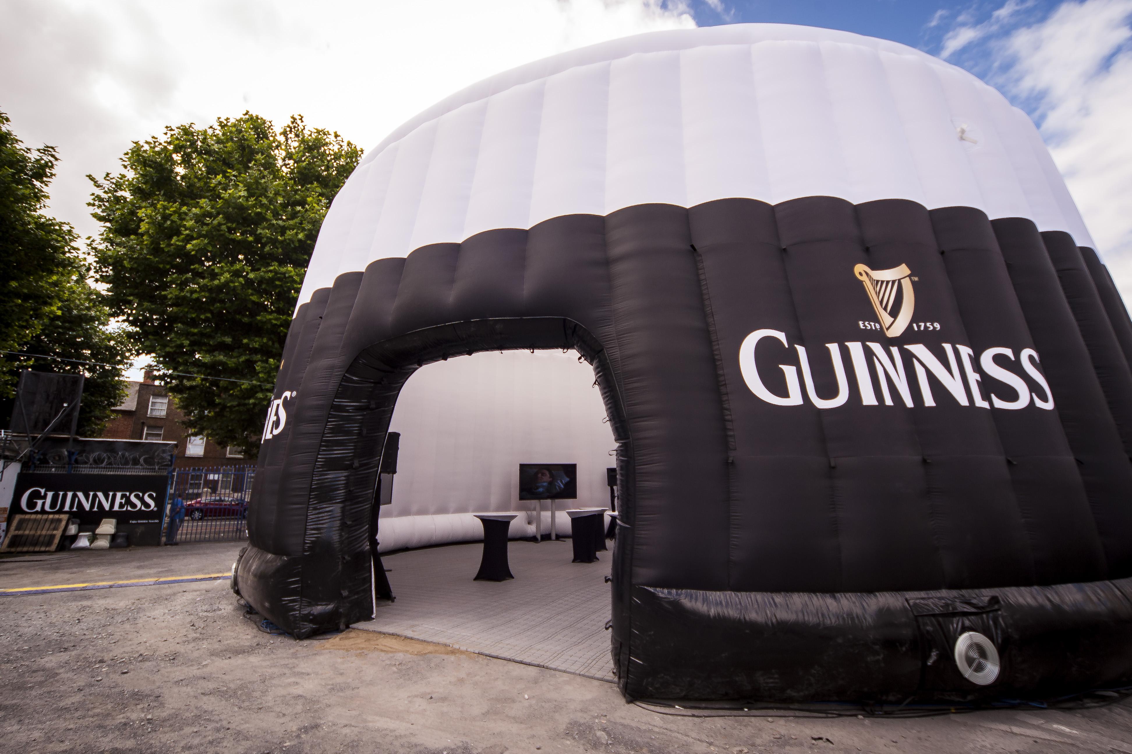 Guinness Fan Zone