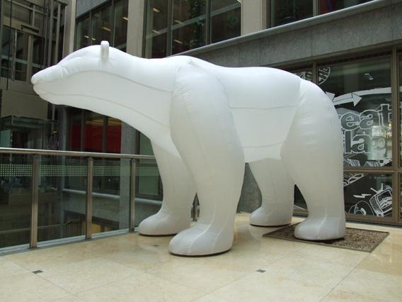 UKTV POLAR BEAR