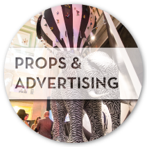 Props & Advertising