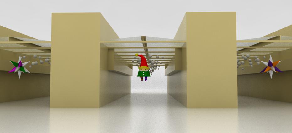 Santa's (not so) little helper