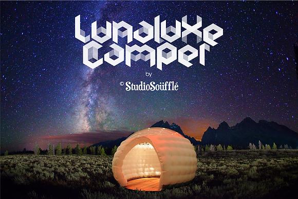 LunaLuxe Camper