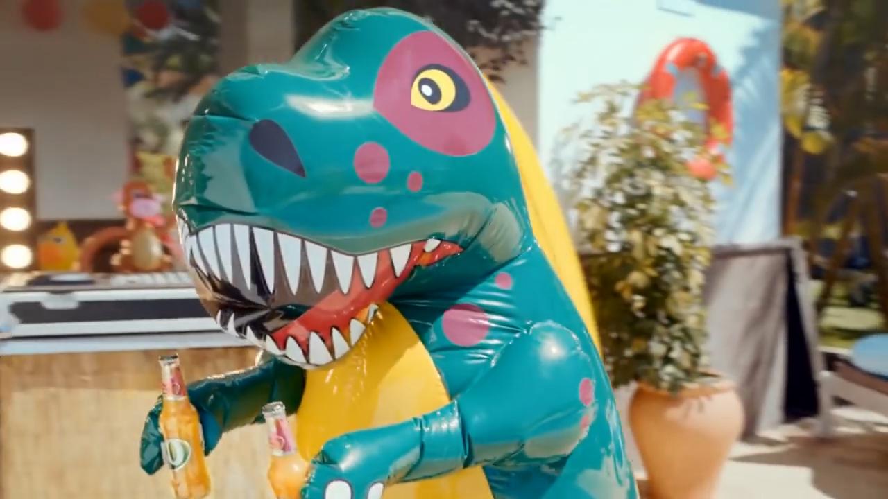 J2O Dinosaur