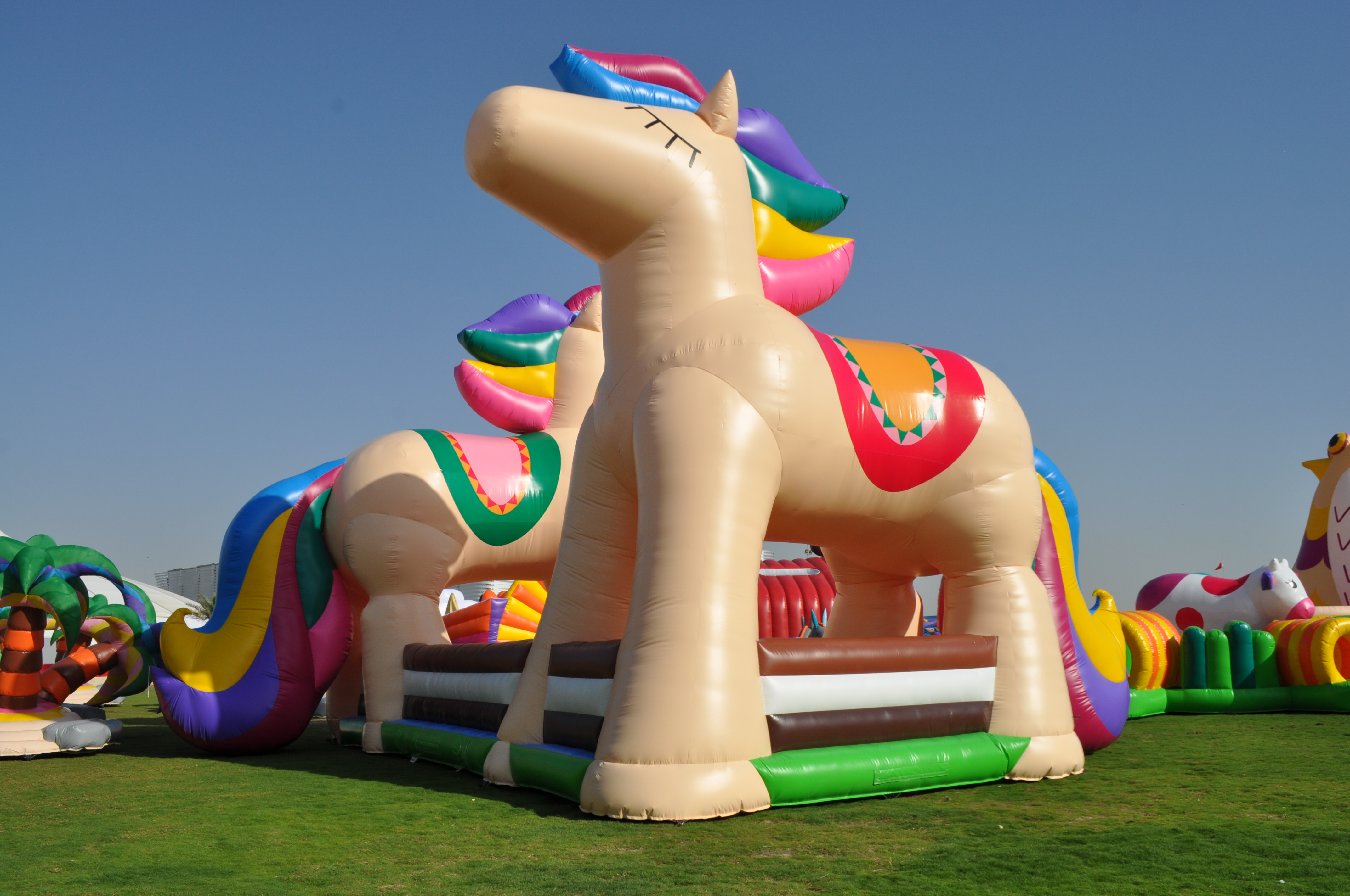 Al-Areen Inflatable Park