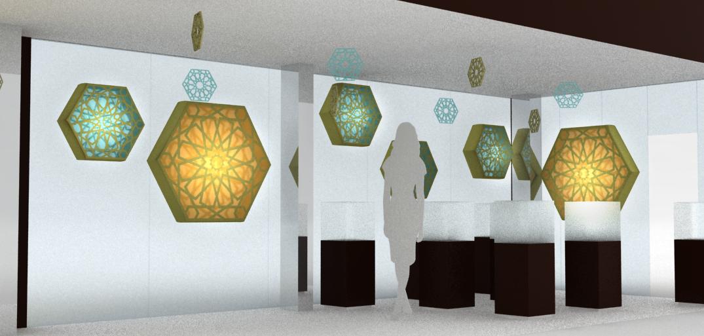 Eid Store Decoration