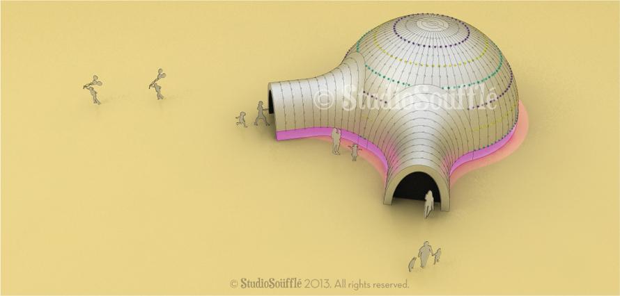UFO Dome