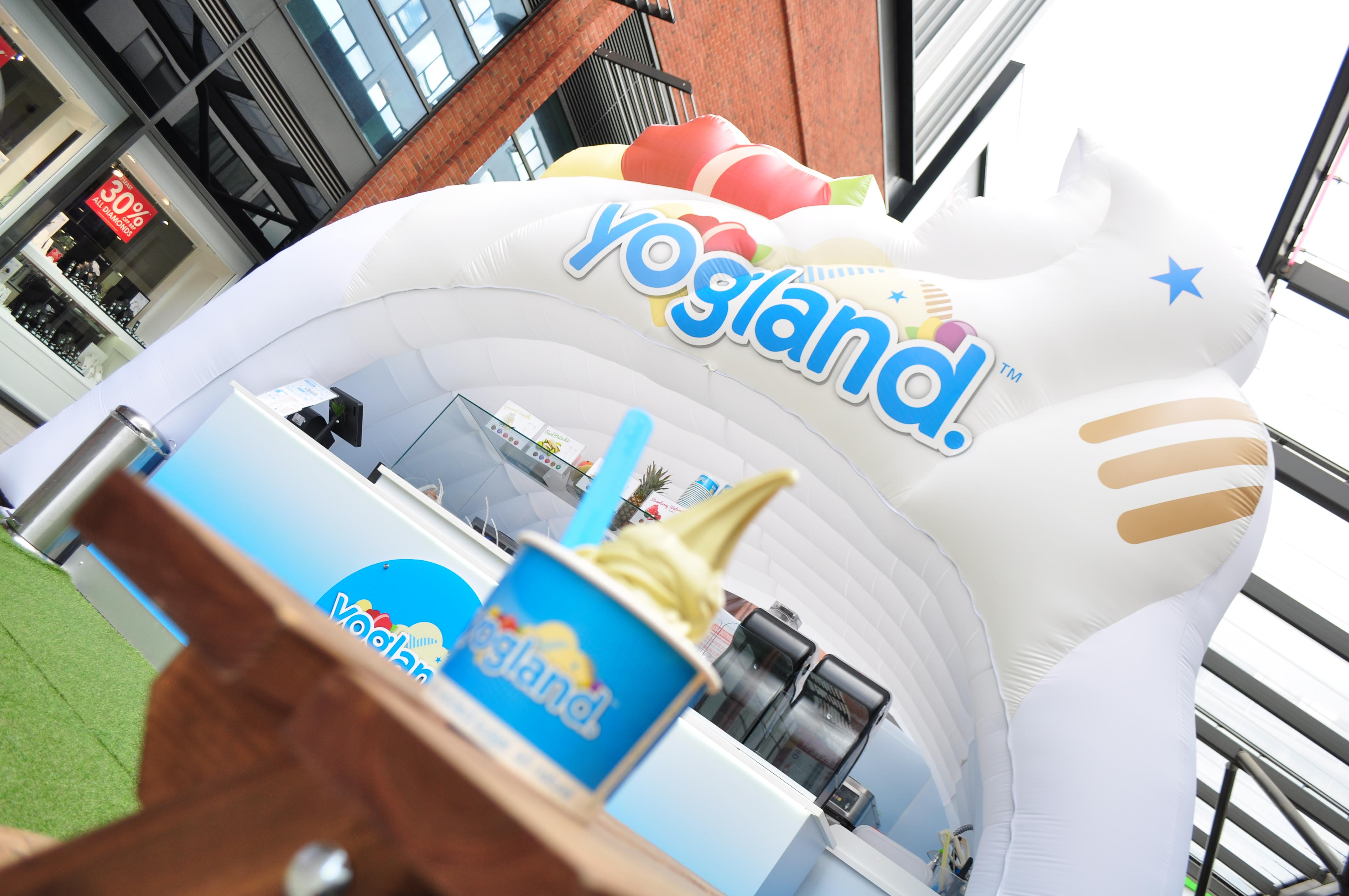 Yogland Summer Pop Up