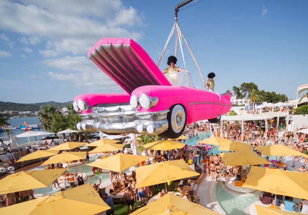 Ocean Beach Ibiza 2017