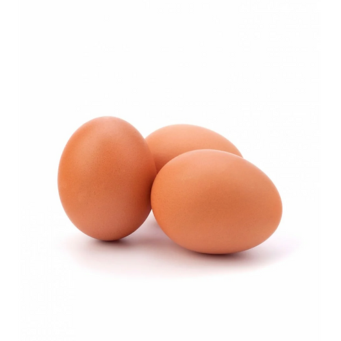 Яйцо куриное деревенское 10 шт