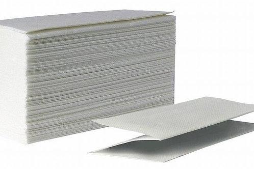 Полотенце бумажное, Z-сложения 200 листов