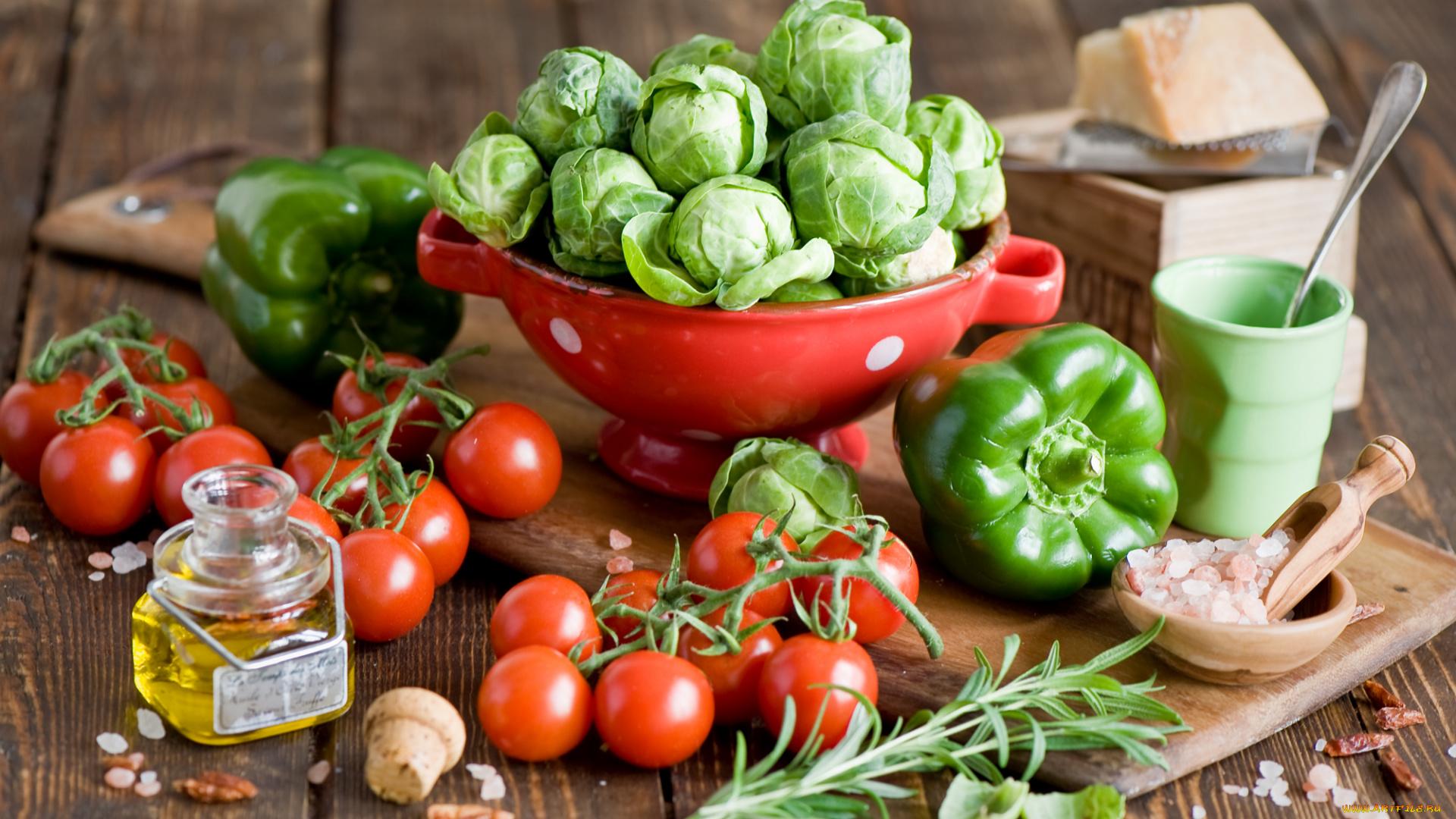 eda-ovoschi-rozmarin-pomidory-perec-brok