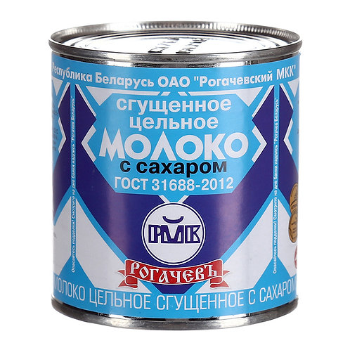 Сгущенное Молоко Рогачев 0,3 л