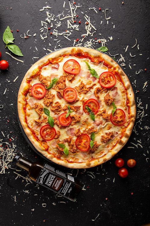 Пицца Чикен Барбекю 30см