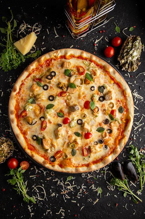 Пицца Морская 30см