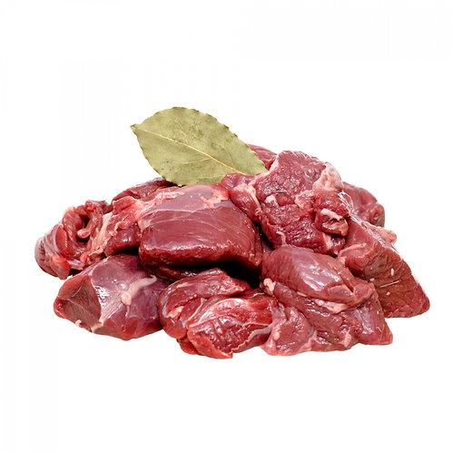 Оленина котлетное мясо 450 гр