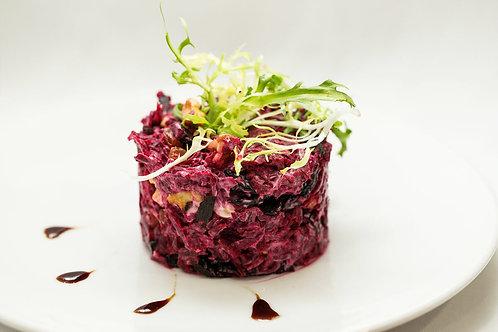 Салат из свеклы и черносливом0.5 кг