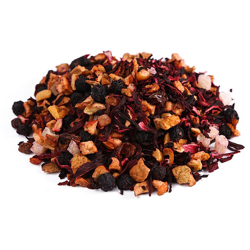 Чай наглый фрукт 0.1 кг