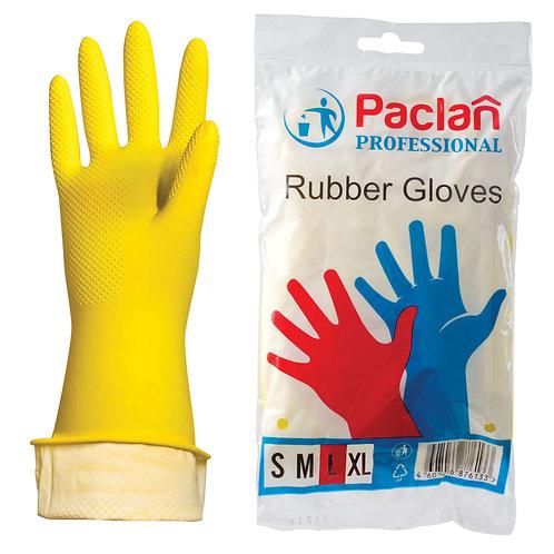 Перчатки резиновые PACLAN