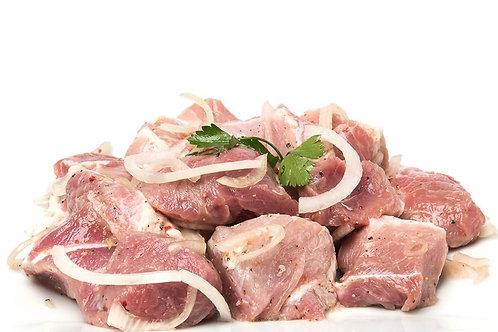 Шашлык свинной0.5 кг