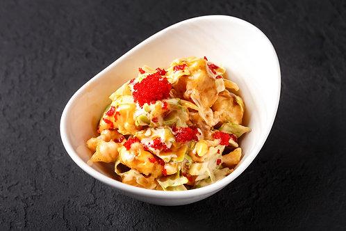 Shrimp pop-corn