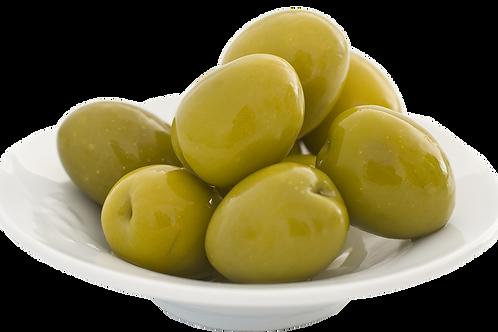 Оливки гигант в вакууме 300 гр