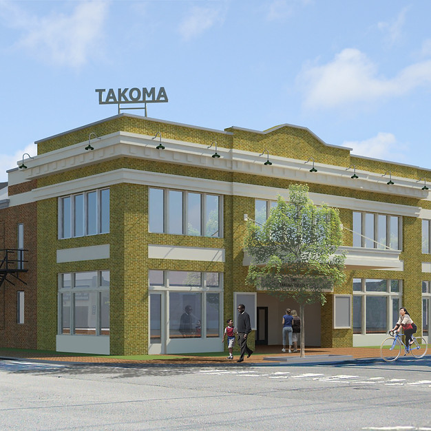 TAKOMA THEATER