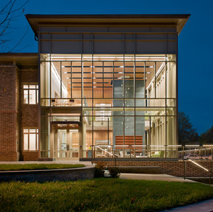 SHERMAN & GLORIA H. COHEN CAREER CENTER AT THE COLLEGE OF WILLIAM & MARY