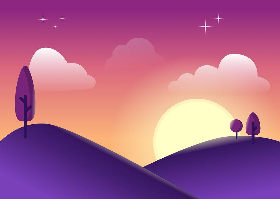 Rise - Morning Meditations App Backgroun