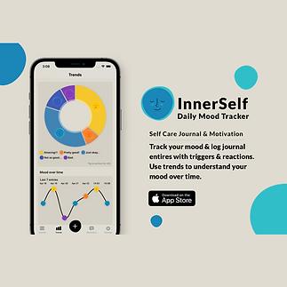 InnerSelf - Daily Mood Tracker App Promo