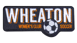 Wheaton College Women's Club Soccer Patch