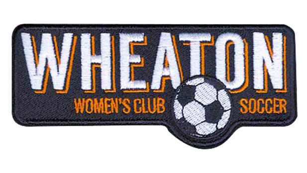 Wheaton College Women's Club Soccer Patch