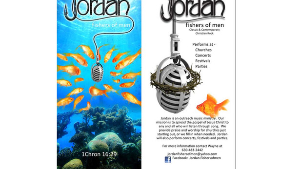 Jordan Rack Card