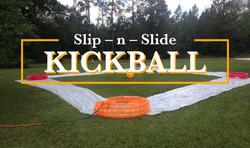 Youth Group Slip-n-Slide Kickball