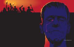 Frankenstein & the Twitter Mob