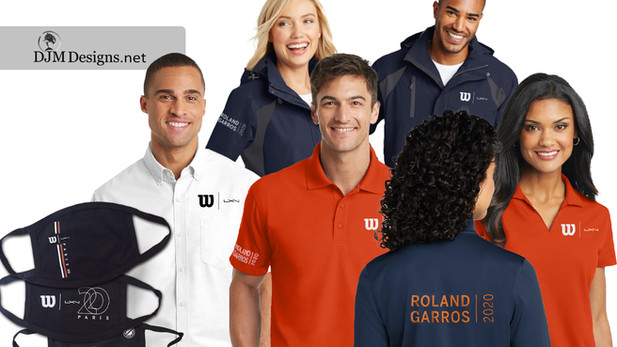 Wilson Sporting - Rolland Garros 2020