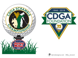 CDGA Scramble Championship & CDGA Foundaion 75th