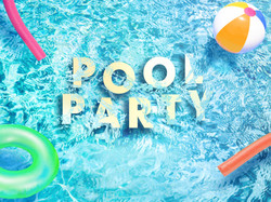 Youth Group Pool Party